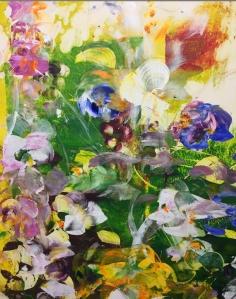 Aritst Helen Clark from artichoke studio